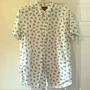 Bonobos - slim fit short sleeved button up